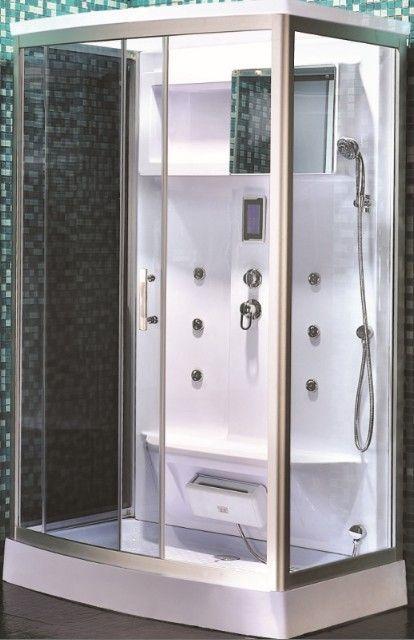 Walk In Steam Shower Walk In Steam Shower Cubicle Bathroom Steam