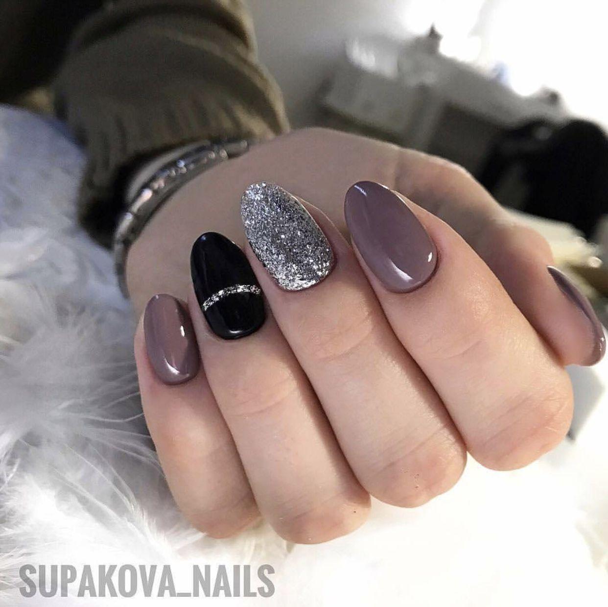 Pin de Bruna Filipa en unhas | Pinterest | Diseños de uñas ...