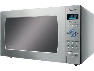Panasonic Nn Se982s Luxury Full Size 2 2 Cu Ft Genius Prestige