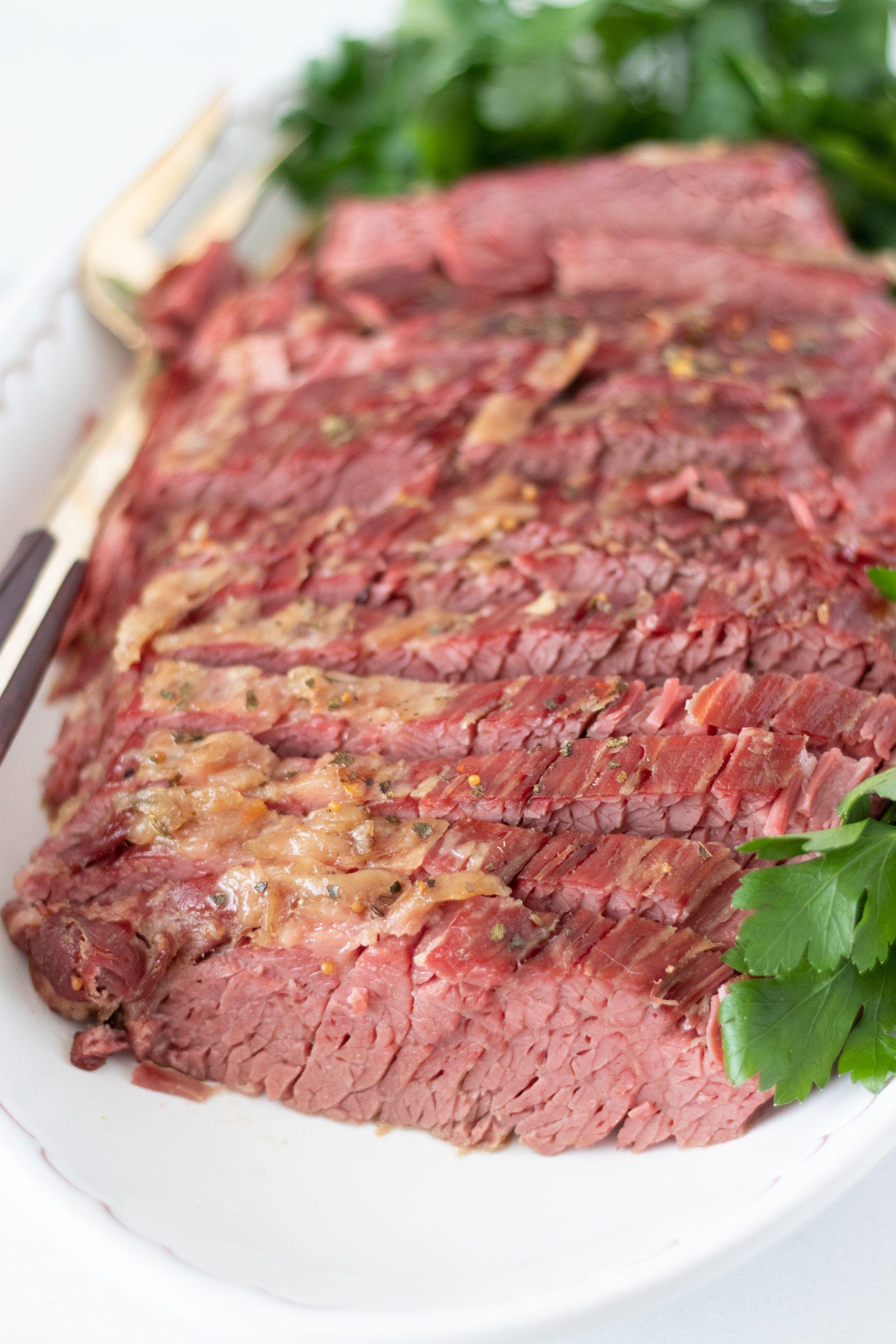 Corned Beef Brisket 3 Ways To Make The Grove Bend Kitchen Recipe In 2020 Corned Beef Brisket Corn Beef Brisket Recipe Beef Brisket Oven