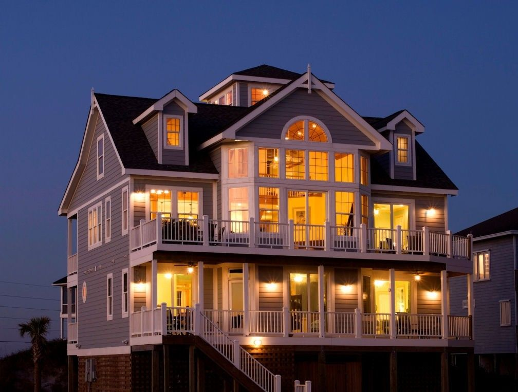 beach houses for rent in topsail island nc