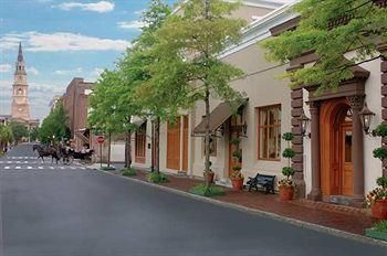 Doubletree By Hilton Hotel And Suites Charleston Historic District