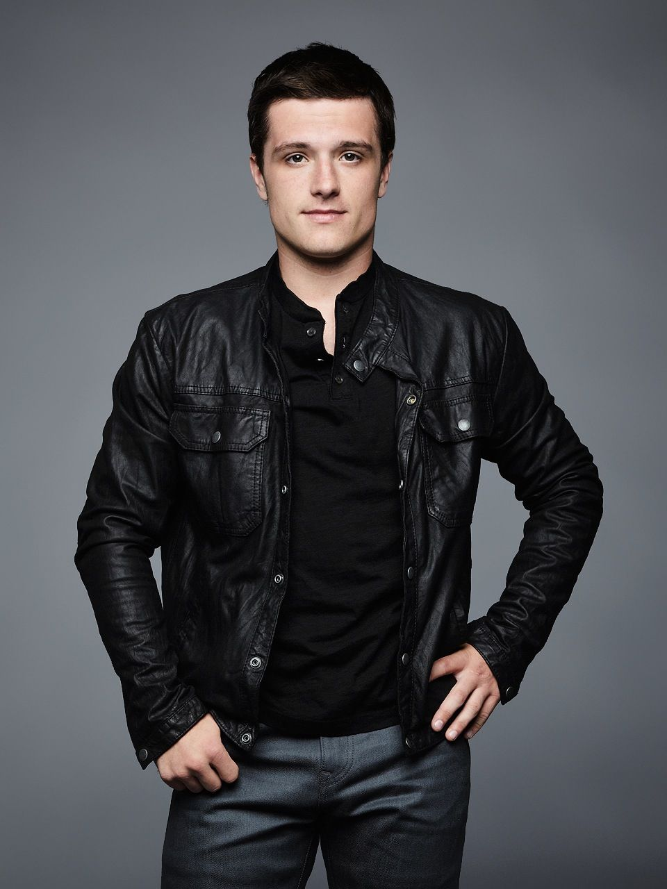 Josh Hutcherson The Hunger Games Journey To The Center Of The