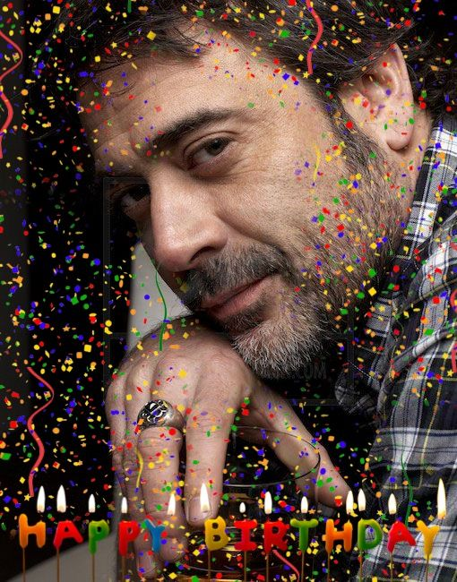 April 22 1966 Happy Birthday Jeffrey Dean Morgan Jeffrey