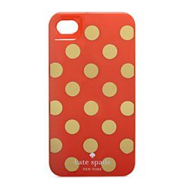 love polka dotted iphone cases