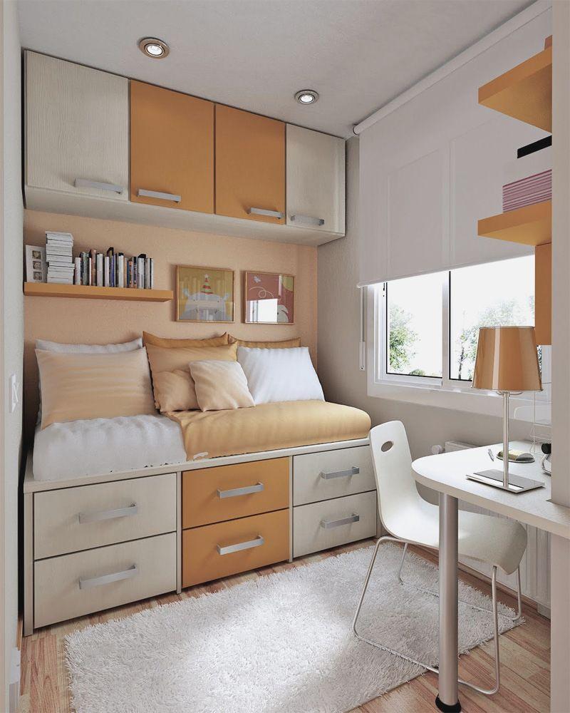 10x11 Bedroom : 10x11, bedroom, Bedroom, Ideas, Small, Rooms, Picture, Please, Visit, Www.gr7ee.com, Quarto, Modulado,, Quarto,, Menina