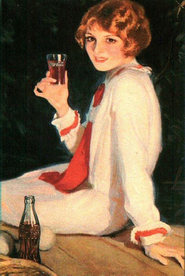 Vintage Coca-Cola Girl Ads   vintage   Coca cola drink, Coca
