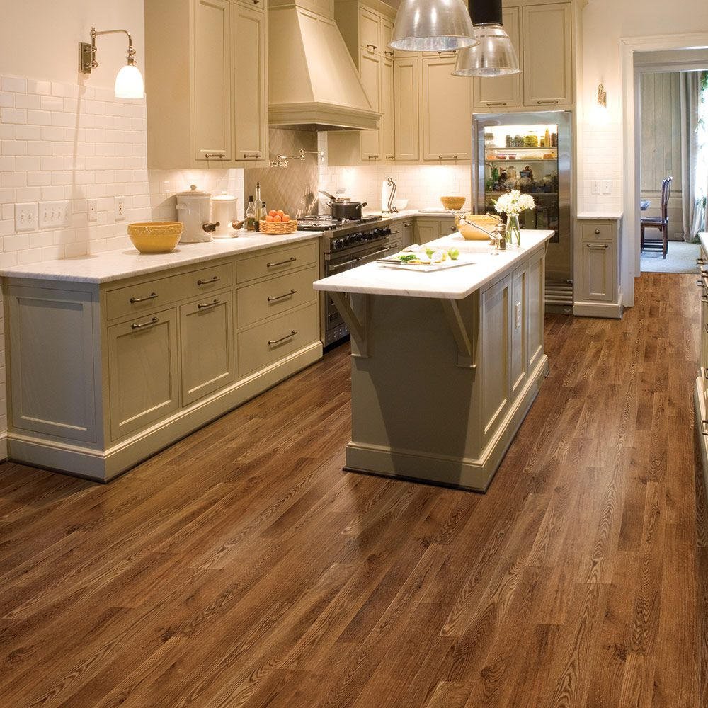 Mannington residential resilient sheet vinyl in carolina for Vinyl kitchen flooring