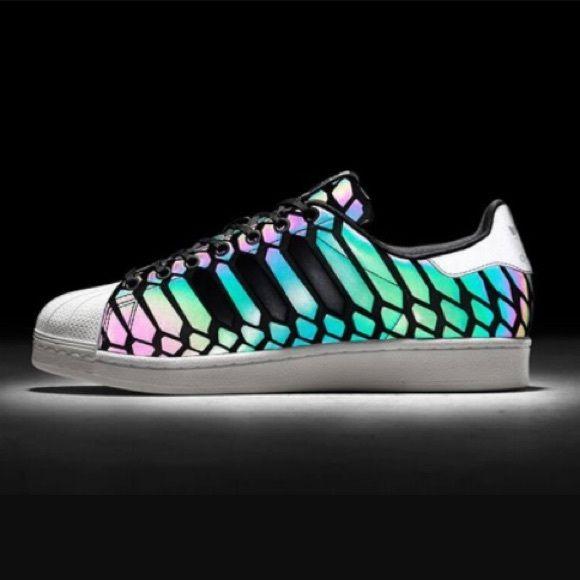 adidas superstar xeno riflettente scarpe adidas originali.
