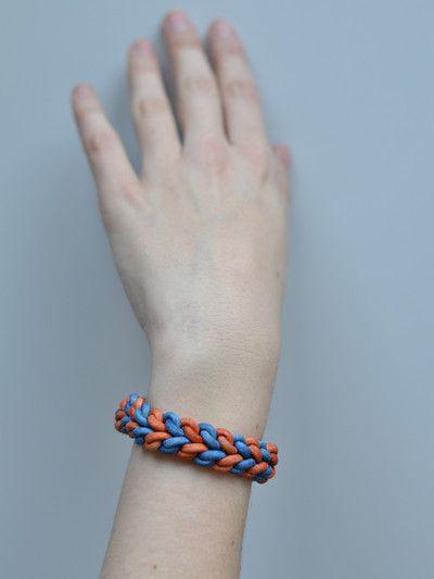 Lena bastelt...: ...Makramee-Armbänder - News - Aktuelles - burda style