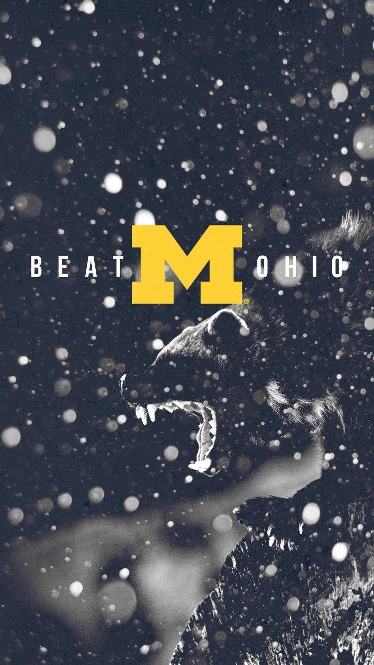 Pin By Tmv On Michigan Football Michigan Football Football Wallpaper Michigan
