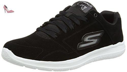 Lanson-Torben, Chaussures de Running Homme, Noir (Black), 41 EUSkechers