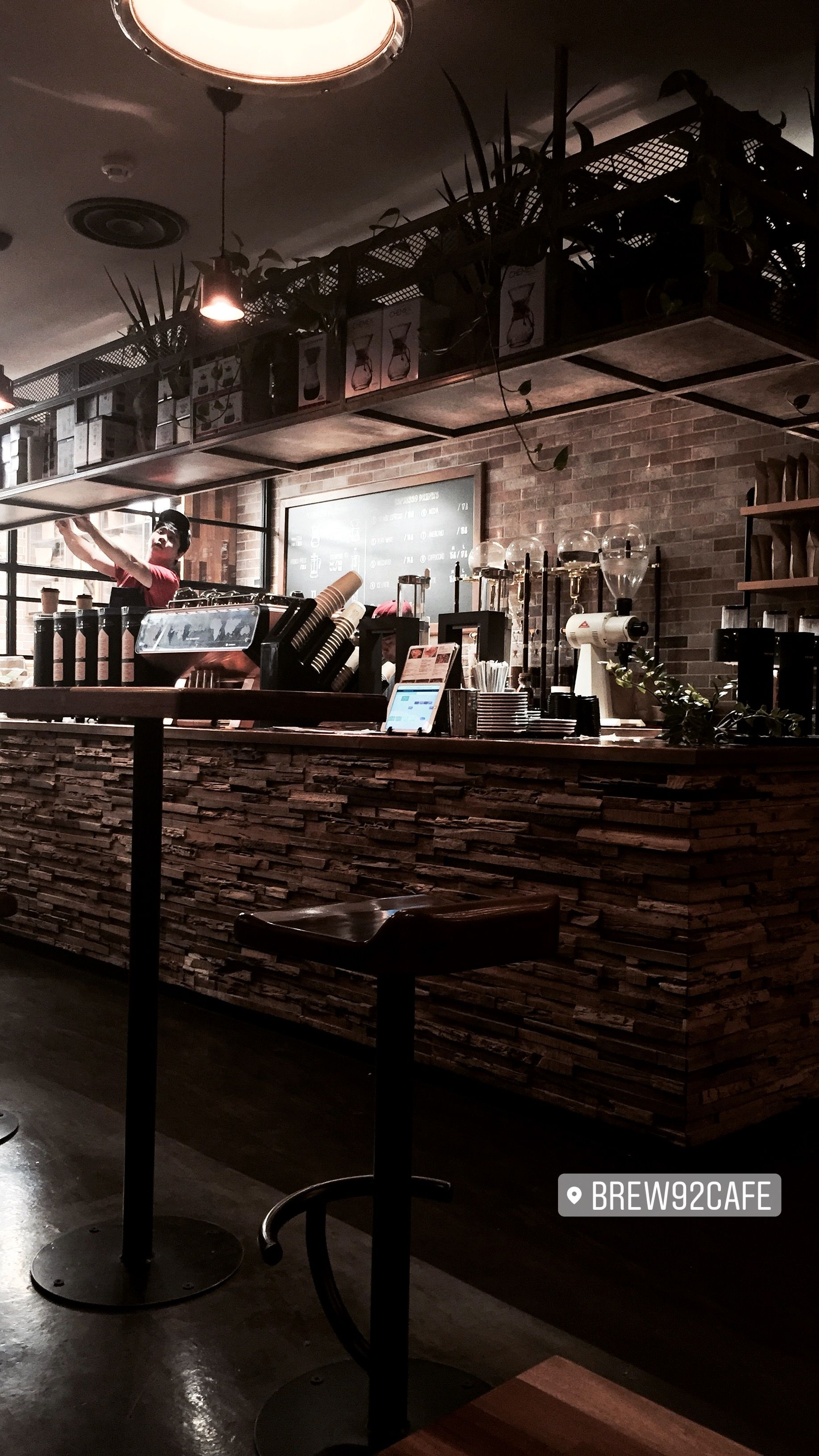 Brew92 Cafe Jeddah Saudi Arabia Coffee Cups Coffee Jeddah