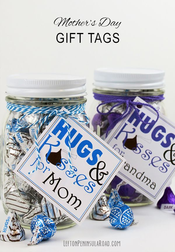mother s day gift tags free printable my stuff left on rh pinterest ca