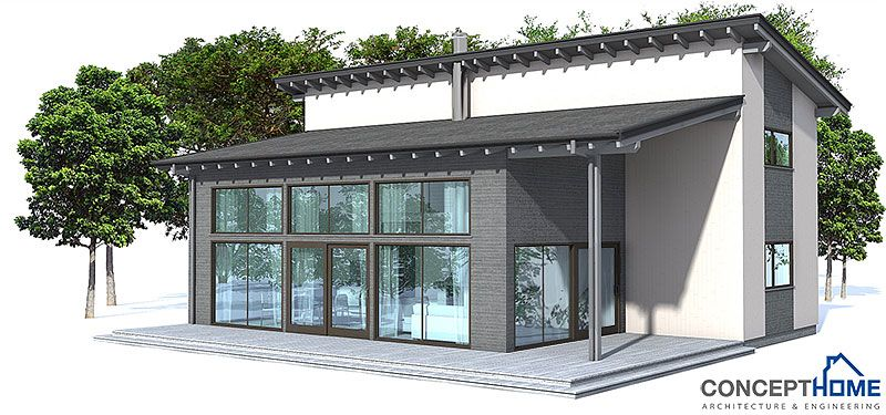 Fantastic 17 Best Images About Modern House Plans On Pinterest House Largest Home Design Picture Inspirations Pitcheantrous