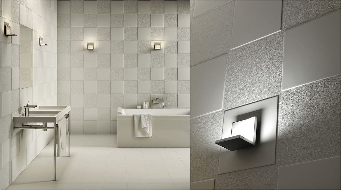 FLEXIBLE ARCHITECTURE Collection wall tiles by Ceramica
