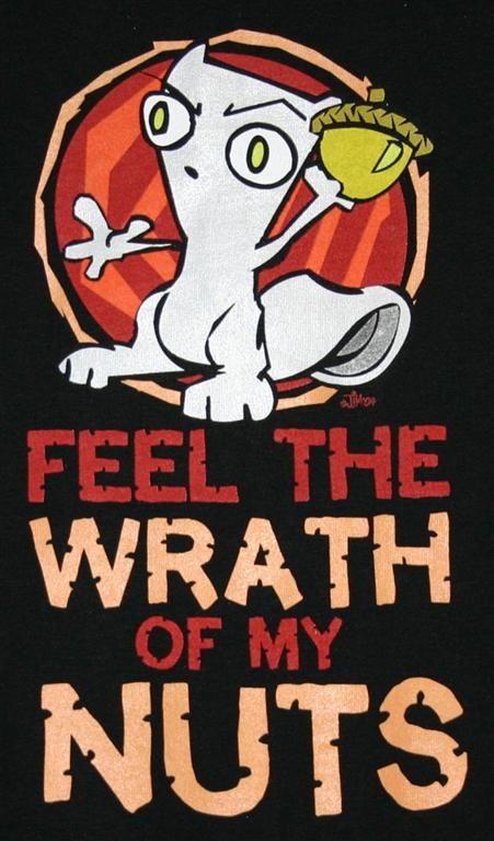 Foamy the squirl