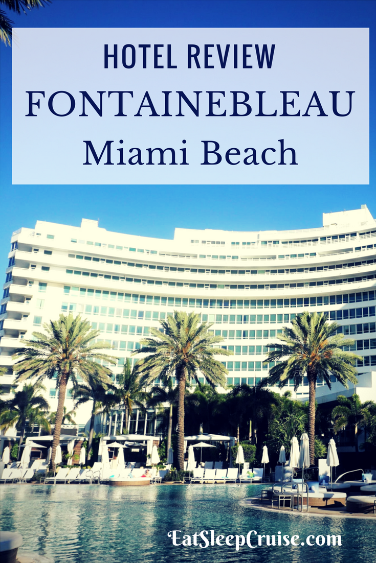fontainebleau hotel review miami fl ultimate cruise tips hotel rh pinterest com