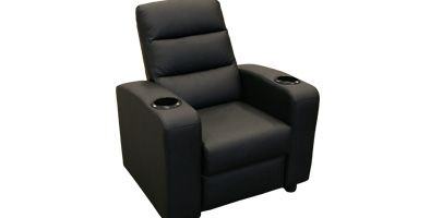 the seatcraft bebe home theater chair is as comfortable and relaxing rh pinterest com
