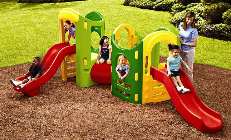 Outdoor Playground Equipment For Toddlers