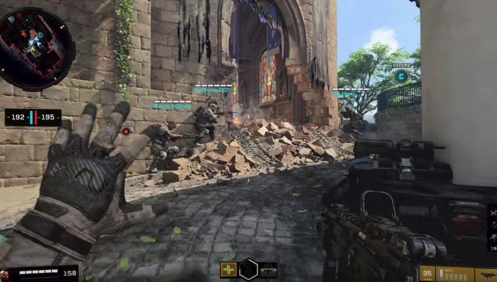 Call Of Duty Black Ops 4 Call Of Duty Black Ops