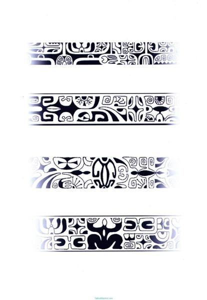Tatuajes Maories Brazo Plantillas Buscar Con Google Tattos