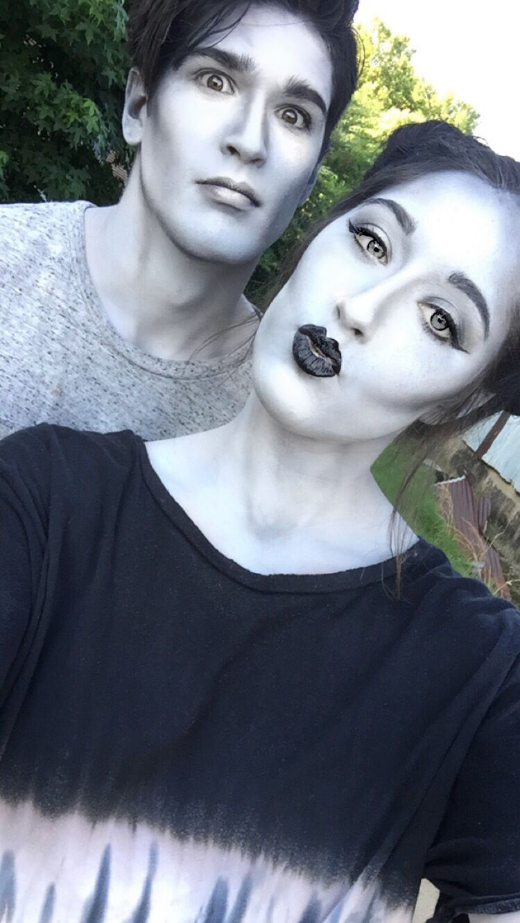 Grayscale Makeup With Images