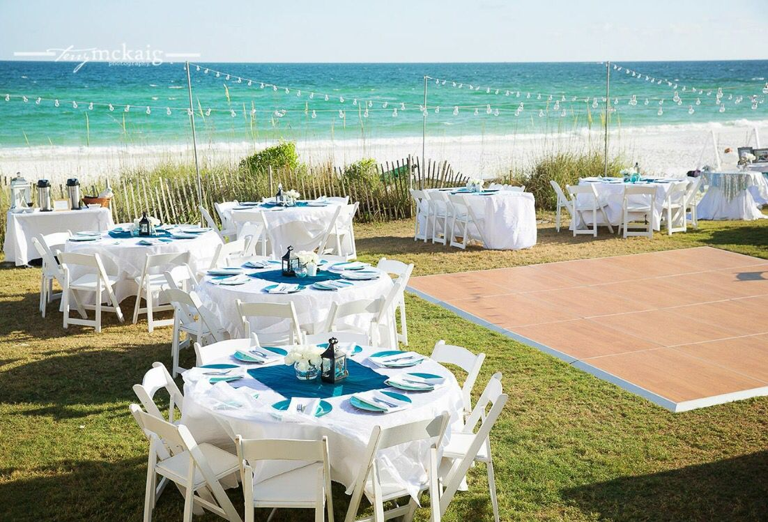 Henderson Park Inn Destin Florida Beach Wedding Terry Mckaig Photography