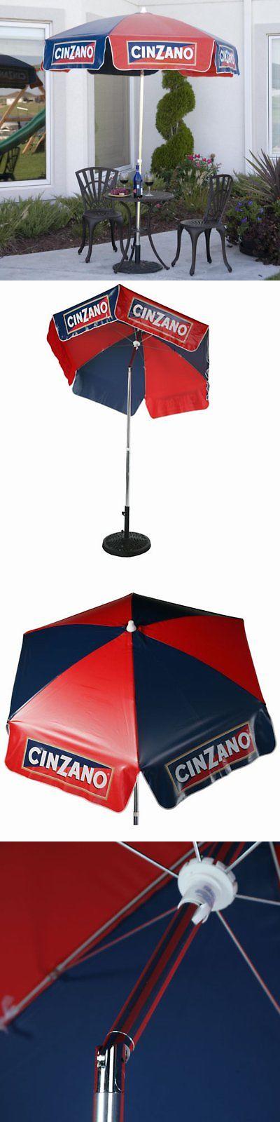 Umbrellas 180998: Destinationgear 6 Ft. Aluminum Cinzano Patio Umbrella  U003e  BUY IT NOW