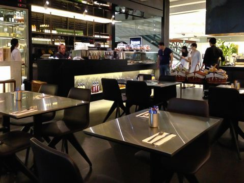 The Ordinary Patrons Singapore Food Dining Experiences Bar Table