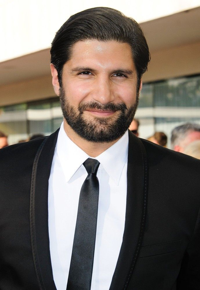 kayvan novak wife