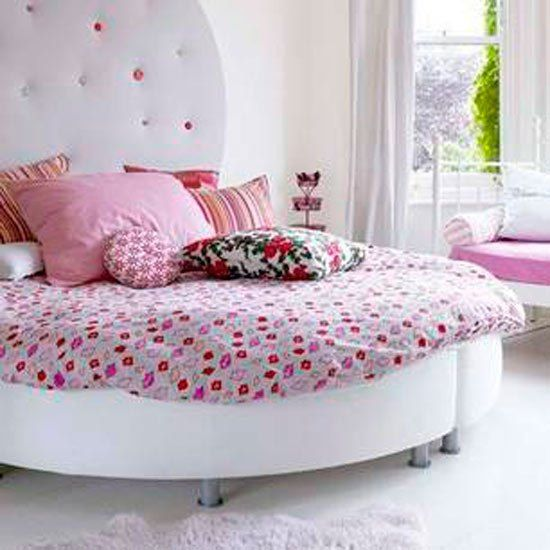 10 Awesome Round Beds For Kids