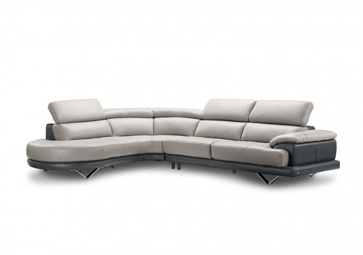 cecile leather sectional creative furniture in 2019 furniture by rh pinterest com