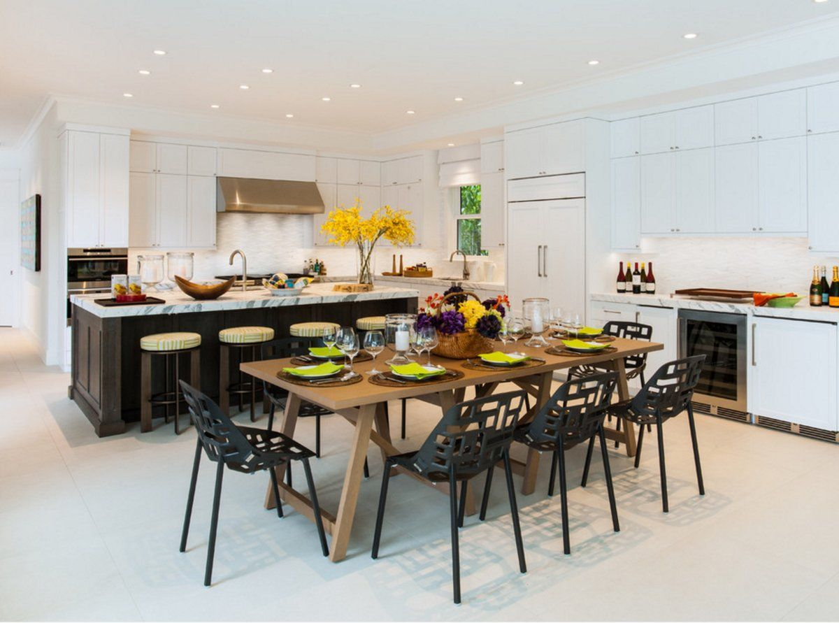 Best Houzz Twitter Search Fabulous Kitchens Design White 400 x 300
