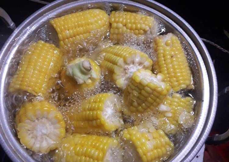 Bagaimana Cara Membuat Jagung Rebus Resep Resep Makanan Jagung Masakan