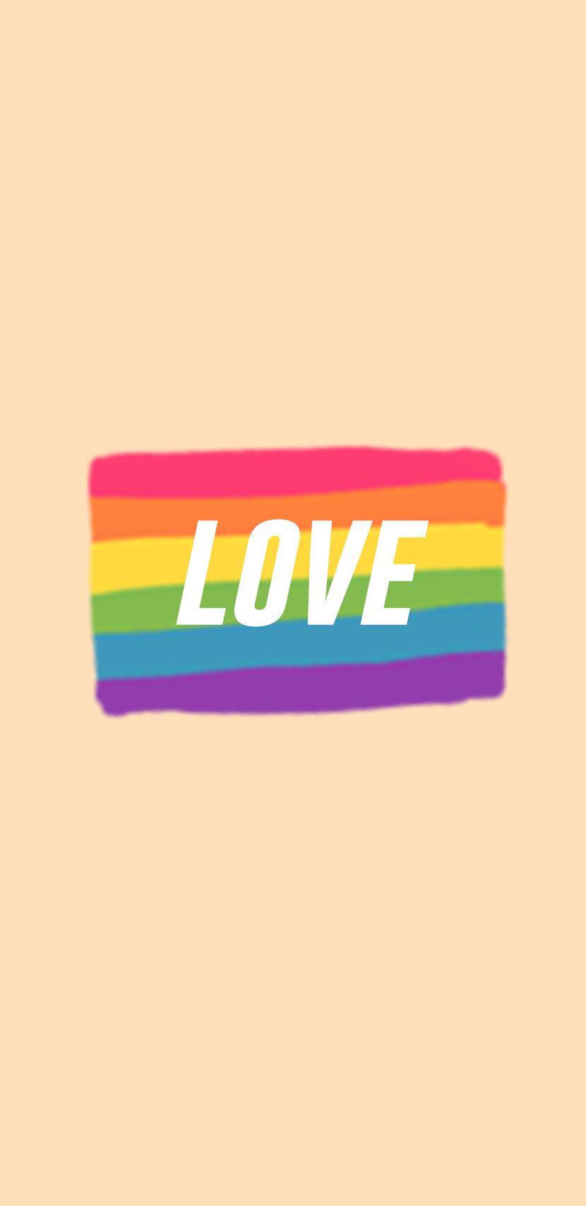Happy Pride Month Pride Flag Aesthetic Wallpaper Pride Aesthetic Wallpaper Rainbow Wallpaper Aesthetic pride month rainbow wallpaper