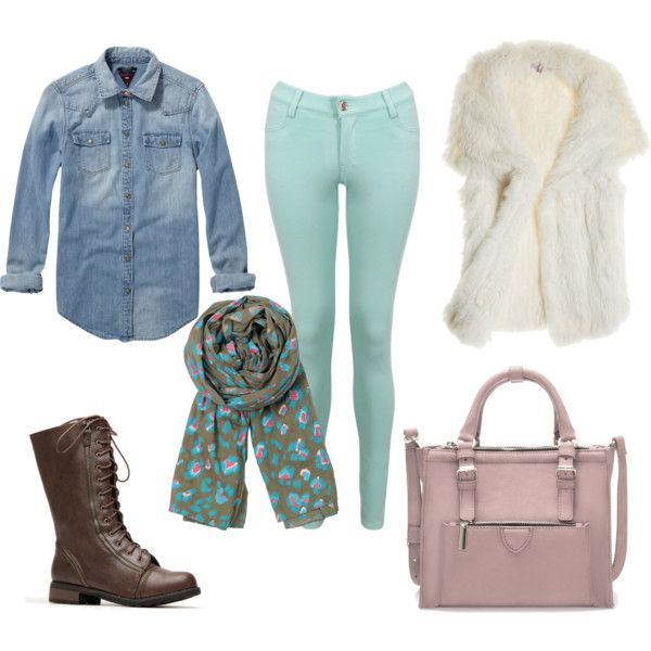 """Spring Chill"" by bluegoo22 on Polyvore"