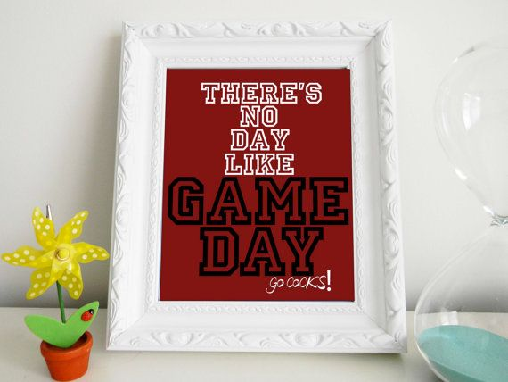 Gamecock Girl: Latest and greatest Gamecock Etsy finds