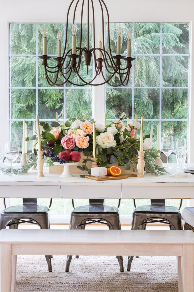 a valentine s day inspired table all set for the holiday with rh pinterest com