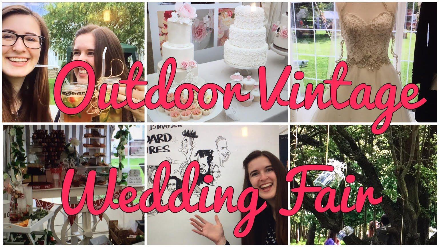 OUTDOOR VINTAGE WEDDING FAIR! Wedding ideas, outdoor weddings, rustic