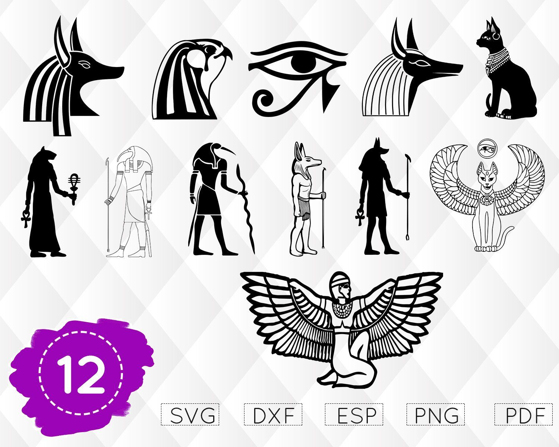 Egypt Svg Ancient Egypt Svg Egypt Clipart Eye Of Horus Svg Nefertiti Svg Egyptian Queen Svg Ancient Egypt Vect Egypt Anubis Drawing Egyptian Themed Party