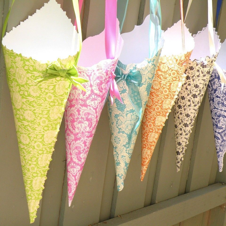 Wedding cones wedding decor details favors paper cones and weddings wedding cones wedding decor details mightylinksfo Image collections