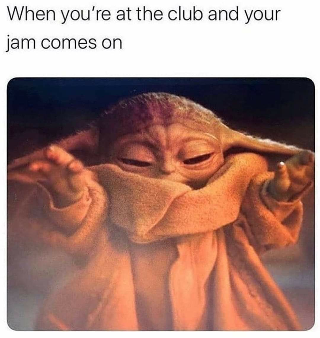 Pin By Devan Spychalski On True Story Really Funny Memes Yoda Meme Funny Relatable Memes