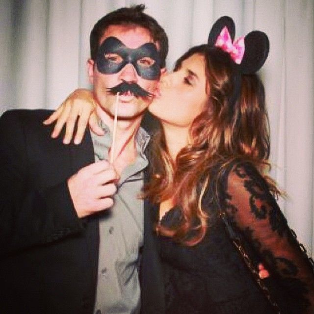 #ElisabettaCanalis Elisabetta Canalis: #naughty&nice gala @johnrussophoto @esquiremag #losangeles