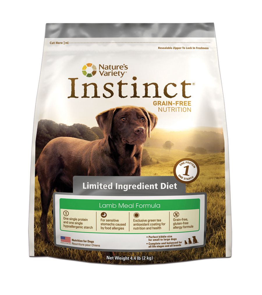 We Love It For Dogs With Food Allergies Limited Ingredient Lamb
