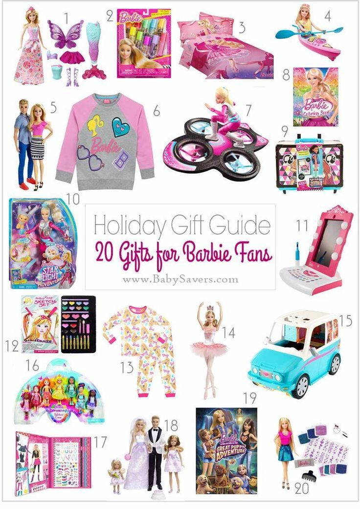 Barbie Gift Ideas – Imaginative Barbie Gifts for All Ages