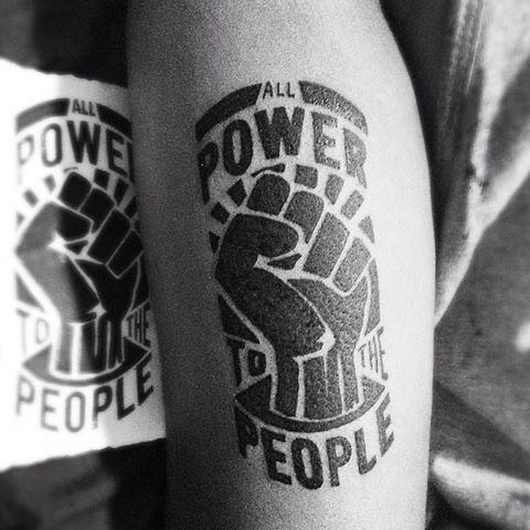 image result for black power ink