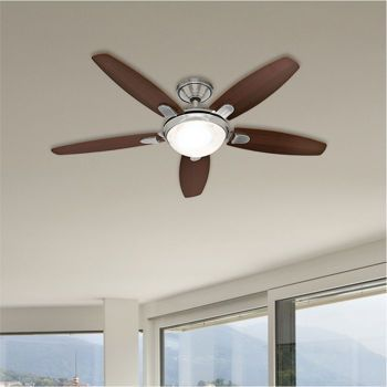 Hunter contempo 52 ceiling fan master bedroom 129 at costco hunter contempo 52 ceiling fan master bedroom 129 at costco aloadofball Choice Image