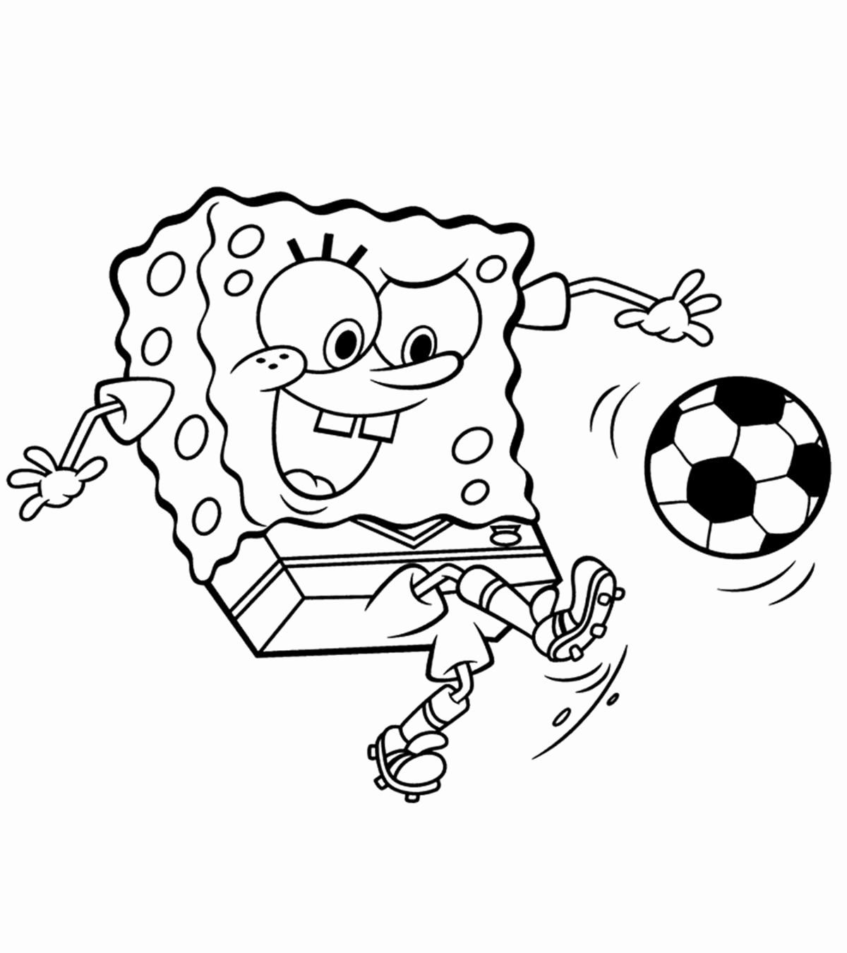 Soccer Girl Coloring Page Beautiful Page 154 Handistory Football Coloring Pages Spongebob Coloring Coloring Pages