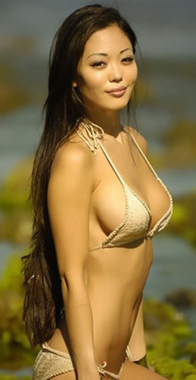 Asian fx model grace